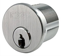 CX5 Mortise Cylinder